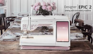 Sewing Machine Viking